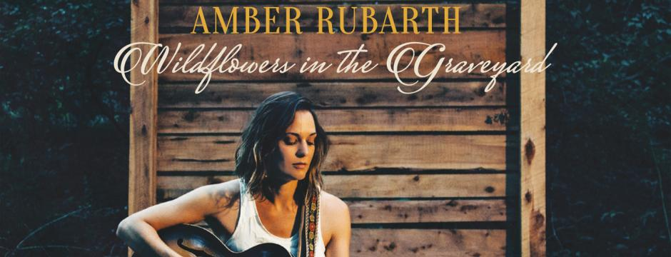 Amber Rubarth Cover